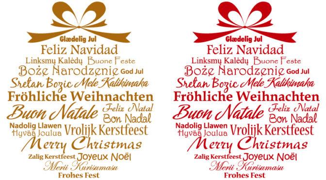 Immagini Con Scritte Di Buon Natale.Auguri Di Buon Natale E Felice Anno Nuovo Studio Rag
